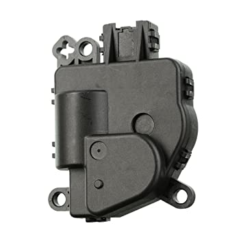 A-Premium HVAC A/C Heater Blend Door Actuator for Ford Fiesta 2011-2016 Air  Inlet Actuator