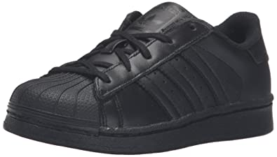 adidas kids black shoes