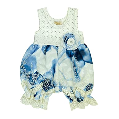 bc60dd77b Amazon.com  Haute Baby Summer Song Boutique Infant Girls Bubble ...