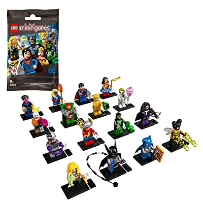 LEGO DC Super Heroes Complete Set of 16 Minifigures 71026: Toys & Games