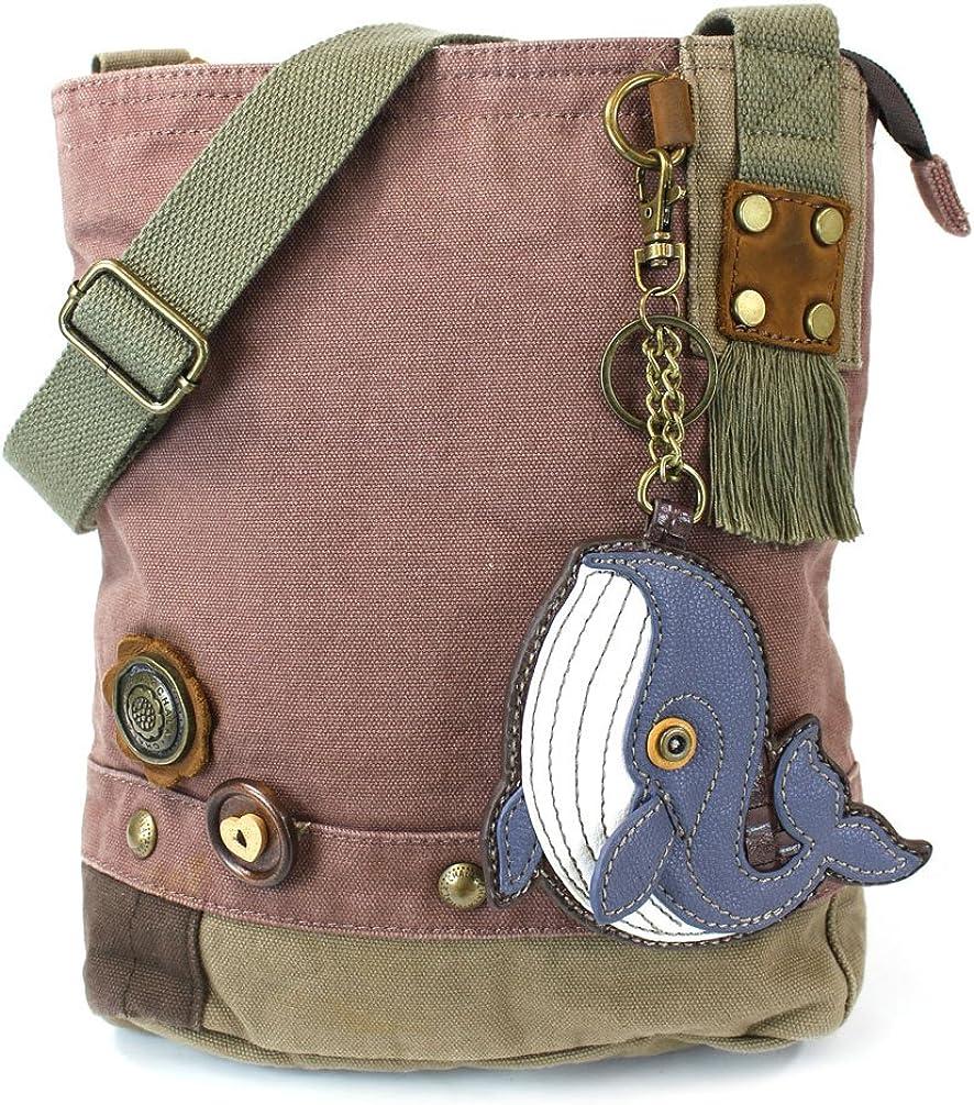 Chala Handbags Patchwork...