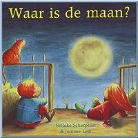 Waar is de maan?
