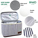 INNO STAGE Insulated Lunch Box, Reusable Lunch Tote