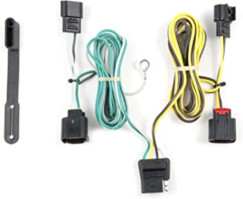 [WLLP_2054]   Amazon.com: CURT 56109 Vehicle-Side Custom 4-Pin Trailer Wiring Harness for  Select Dodge Journey Without LED Lights: Automotive | Dodge Journey Wiring Harness |  | Amazon.com