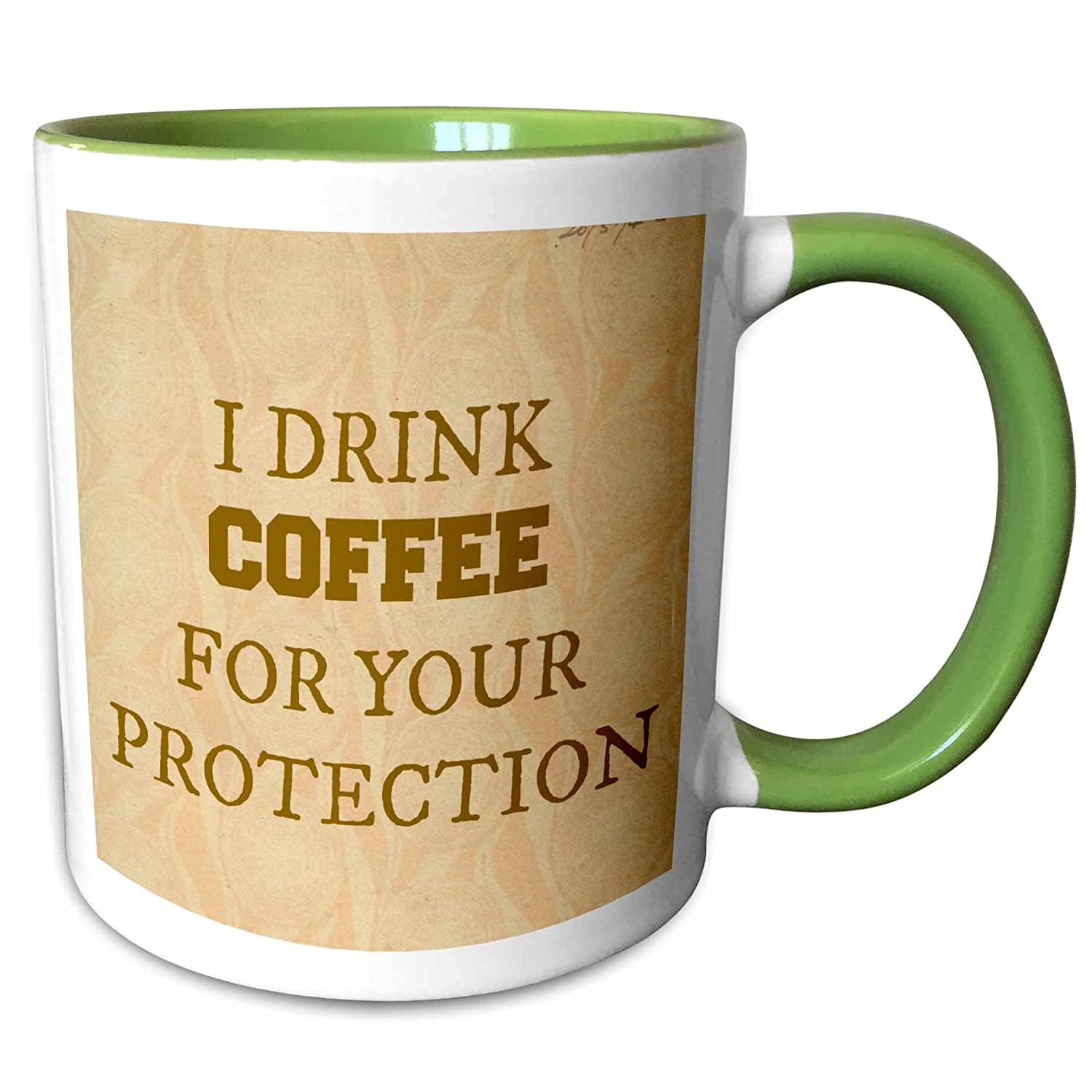 Amazon 3drose Xander Funny Quotes I Drink Coffee For Your