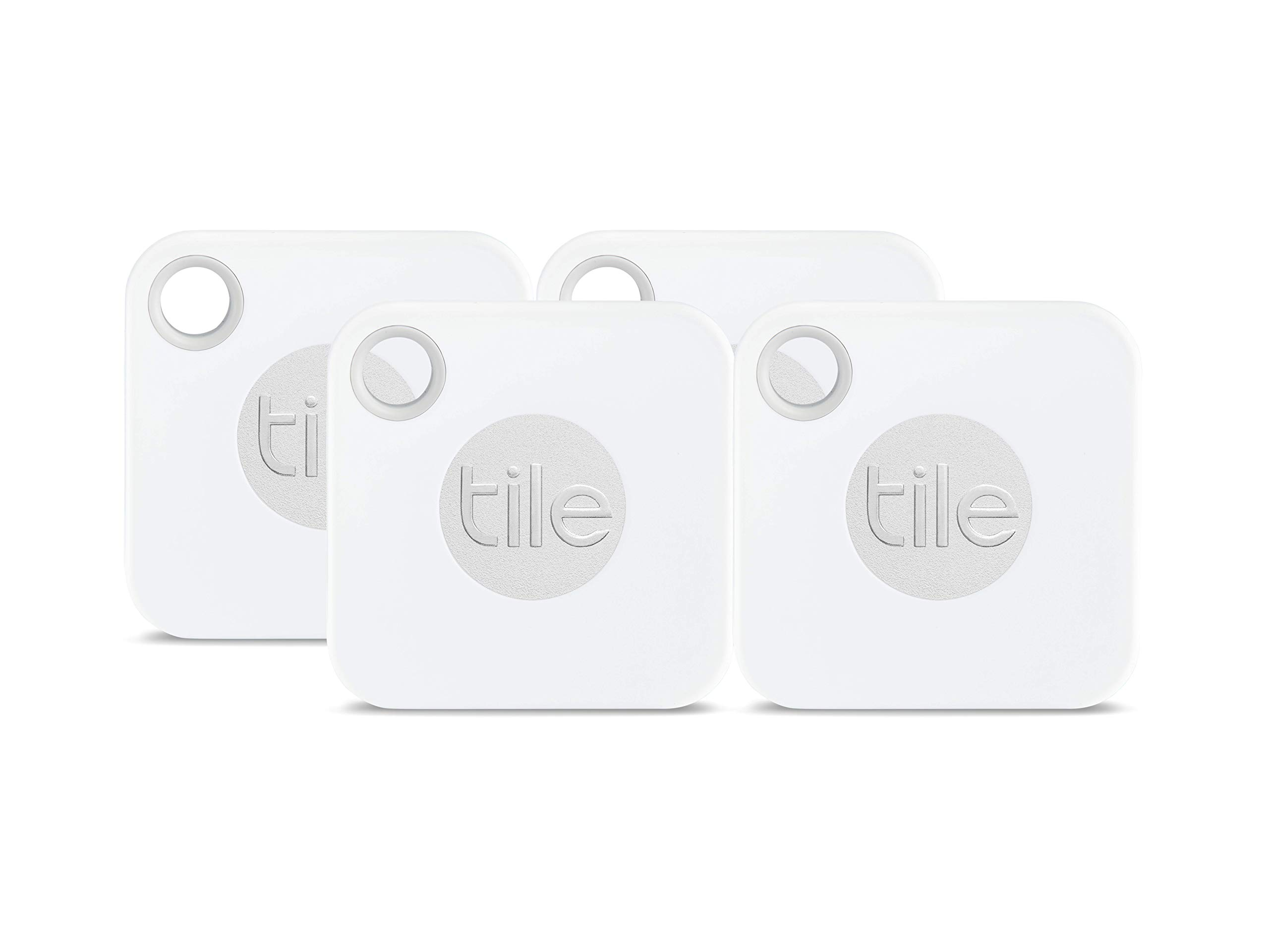 Tile Mate with Replaceable Battery - 4 pack - NEW