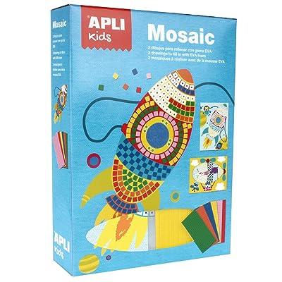 APLI Kids- Mosaico, Multicolor (14291): Juguetes y juegos
