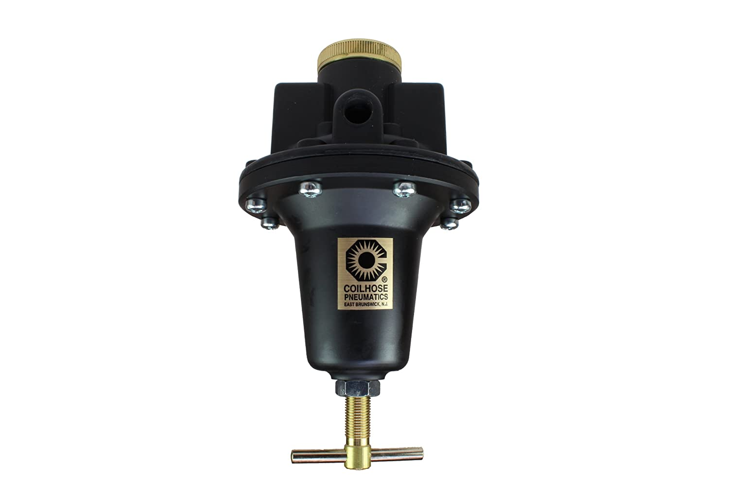 Coilhose Pneumatics 8803 Heavy Duty Series Regulator 3//8-Inch Pipe Size