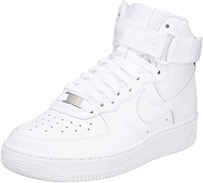 Nike Women's WMNS Air Force 1 High 334031 105 Hi Top