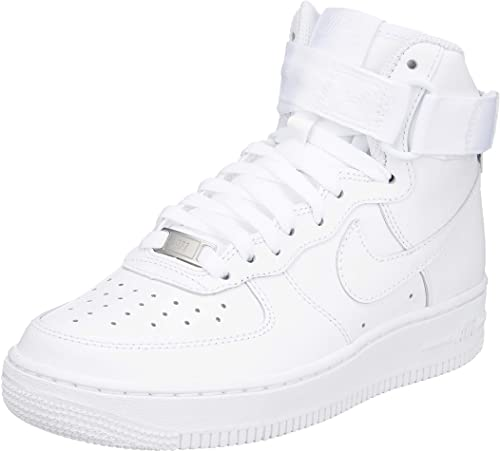 Nike Women's Air Force 1 High White 334031 105