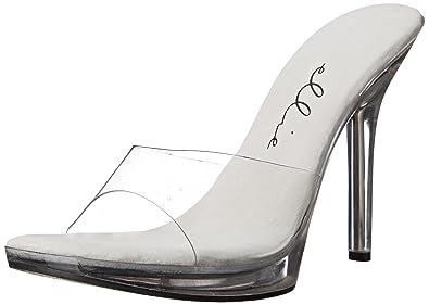 Womens Ellie Shoes Women's 502 Vanity Dress Sandal Hot Sale Online Size 40