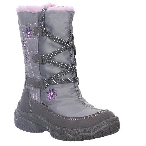 1a6667083c1 Superfit - Botas de Lona para niña plateado plata, color plateado, talla  28: Amazon.es: Zapatos y complementos