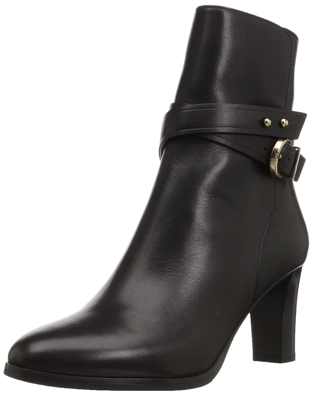L.K. Bennett Women's Josie-Cal Fashion Boot B06Y2HGCRY 37 M EU (7 US)|Black