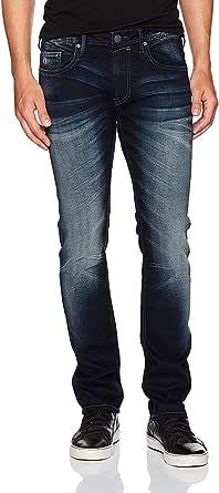Buffalo David Bitton Men's Max-x Skinny Fit Denim Pant