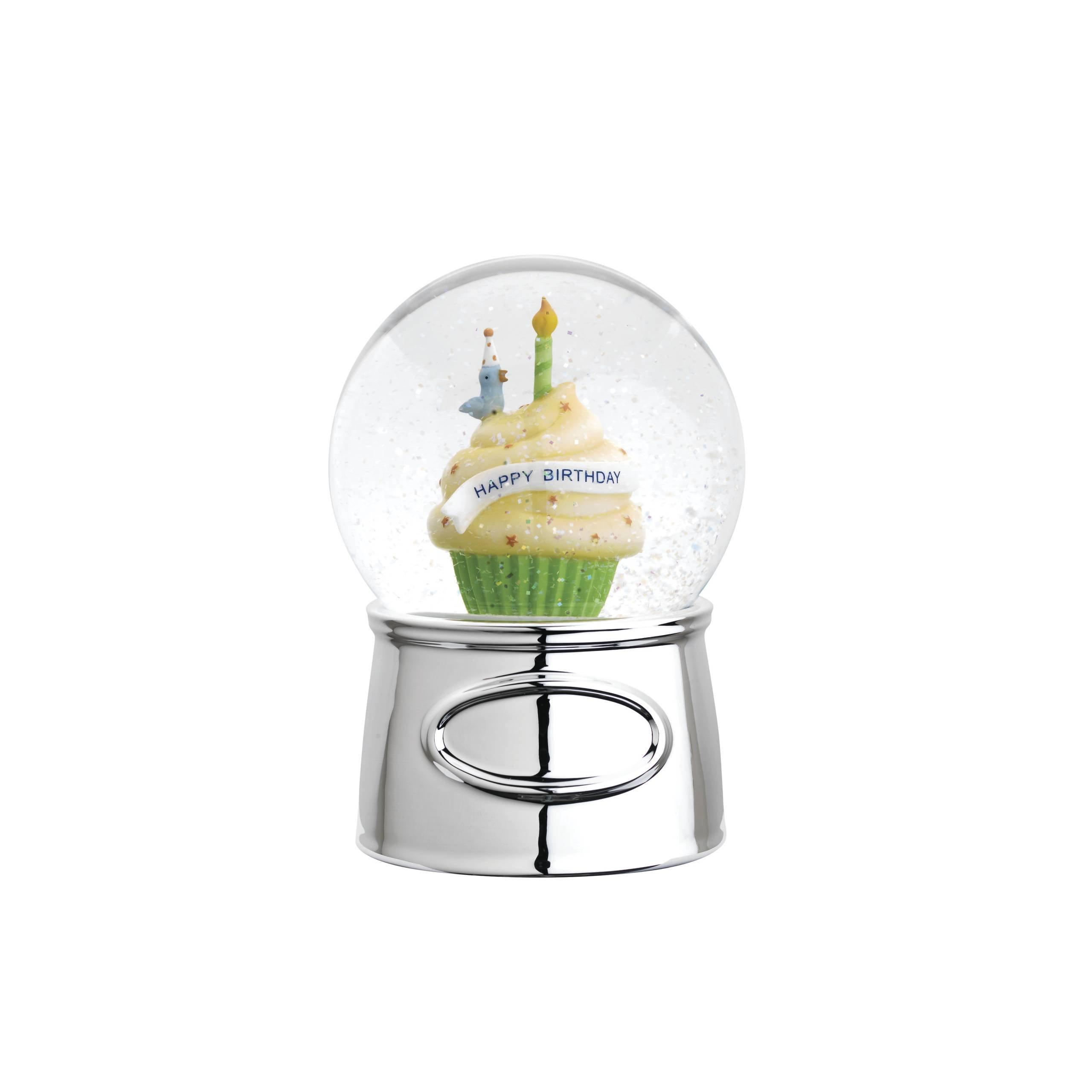 Reed & Barton 3221 Let's Celebrate Happy Birthday Waterglobe by Reed & Barton
