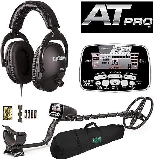 Amazon.com: Garrett AT PRO - Auriculares de diadema y bolsa ...