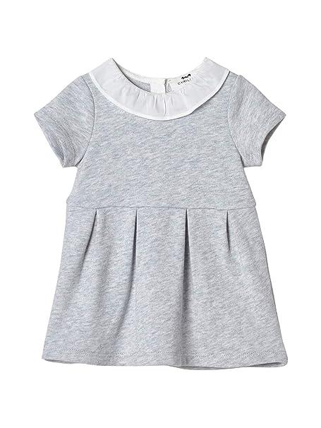 c14c87b05780 Cyrillus Cyrillus Baby-Kleid aus Molton Kleider  Amazon.de  Bekleidung
