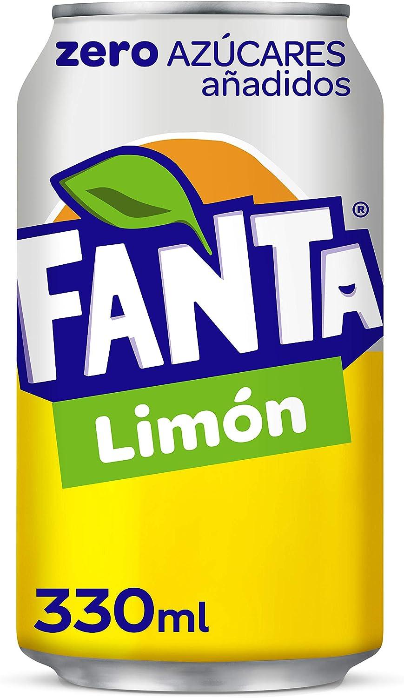 fanta citron zero