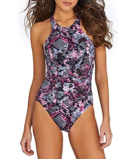 0d338dc67c2 Magicsuit Women's Infinity Danika One Piece High Neck Swimsuit. $74.99 -  $125.00 · Magic Suit Magicsuit Womens Python Danika One-Piece