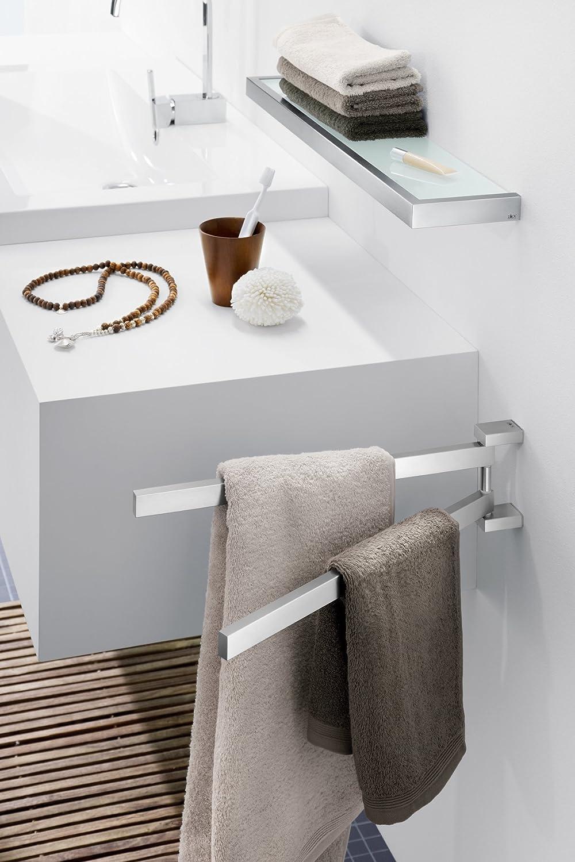 Zack Linea Bathroom Shelf Home and Kitchen Bathroo