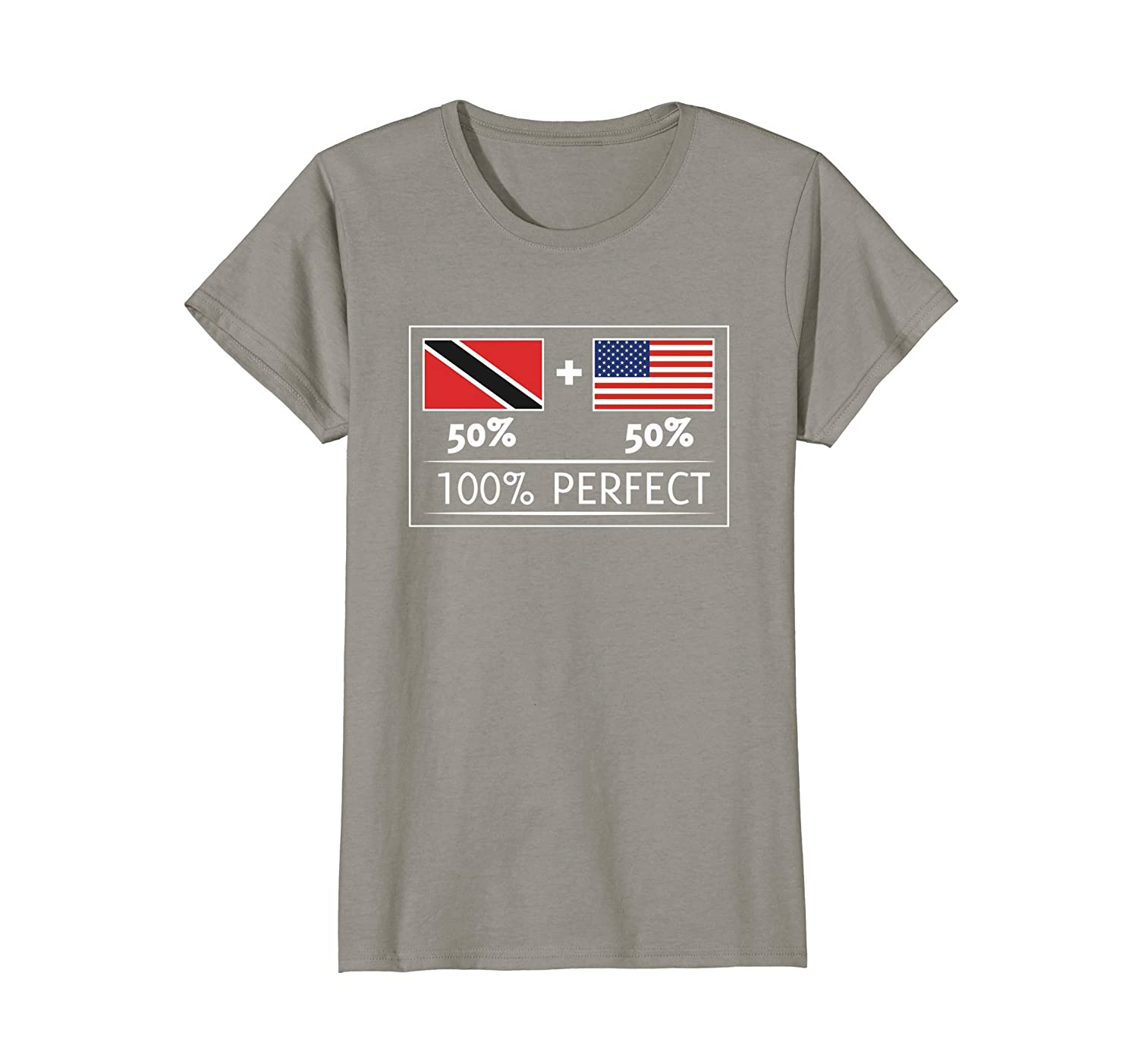 Amazon com: 50% Trinidad and Tobago 50% USA Flags 100