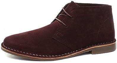 Red Tape Gobi Marron Mens Desert Boots fe5821251