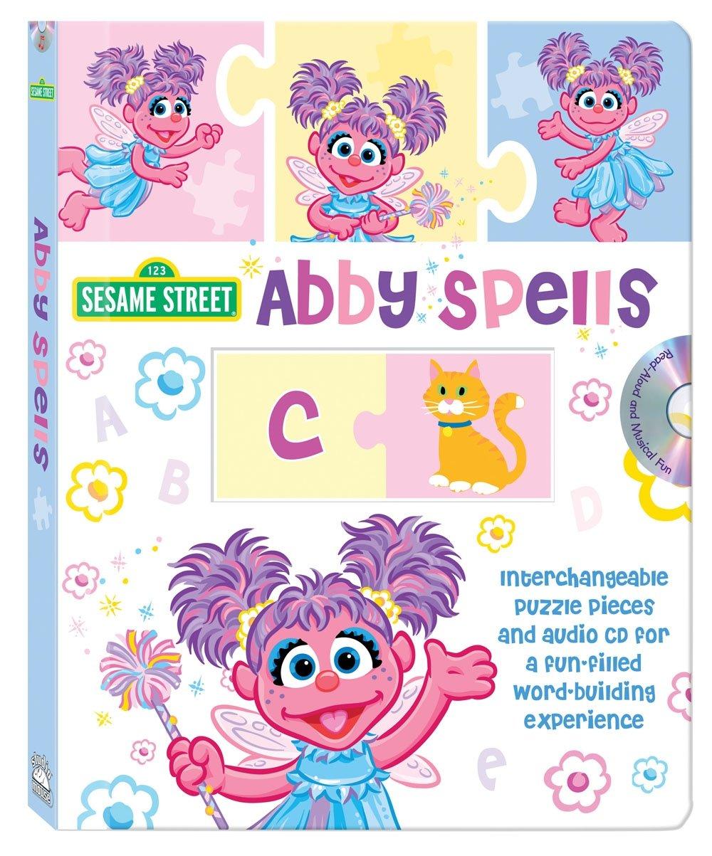 Download Sesame Street: Abby Spells (Step-By-Step) pdf