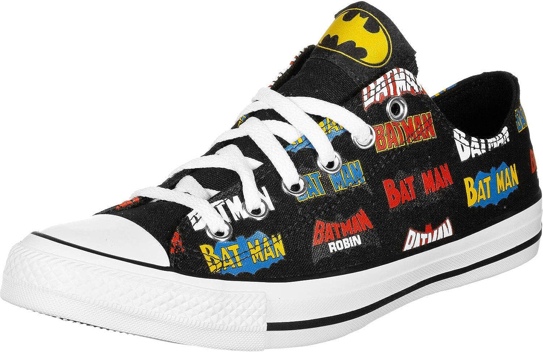 Converse X Batman Chuck Taylor Low Top