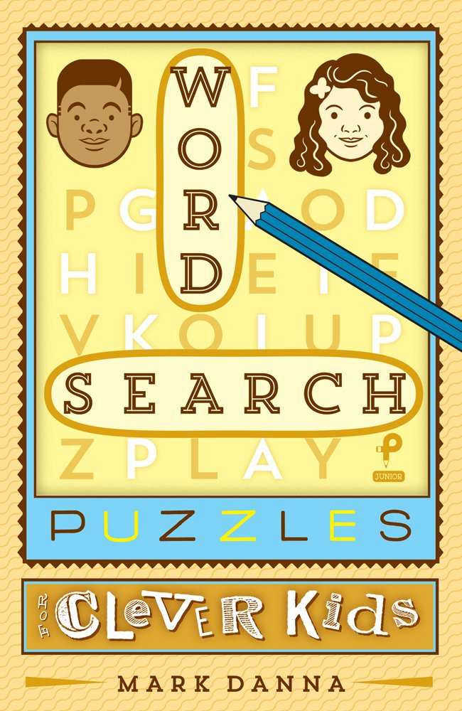 Download Word Search Puzzles for Clever Kids (Puzzlewright Junior Word Search Puzzles) pdf epub
