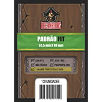 Shield Perfect Size/Ultra Fit para Magic e Pokémon - Bucaneiros Jogos