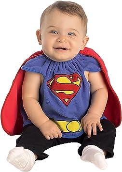 Rubbies - Disfraz de Superman para bebé niño (145168): Amazon.es ...