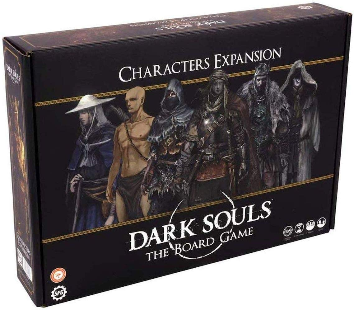 Steamforge Games Dark Souls: The Board Game - Character Expansion - DE: Amazon.es: Juguetes y juegos