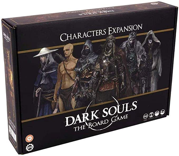 Steamforge Games Dark Souls: The Board Game - Character Expansion - DE: Amazon.es: Juguetes y juegos