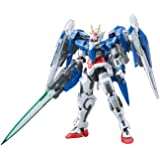 "Bandai Hobby Real Grade 1/144-Scale 00 Raiser ""Gundam 00"" Action Figure"