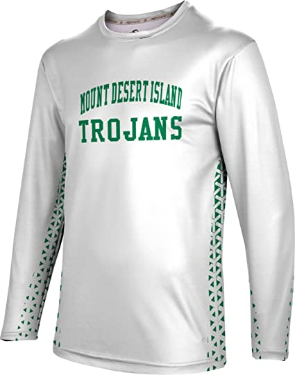 df453429af321 ProSphere Men s Mount Desert Island High School Geometric Long Sleeve Tee ( Apparel) F0212