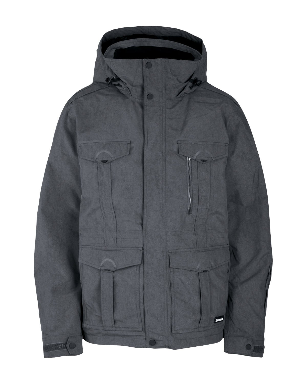 Bench Herren Funktionsjacke Mountain Marshall