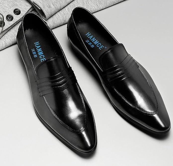 De Hommes Chaussures Dandanjie D'affaires Pour Y6b7ygf