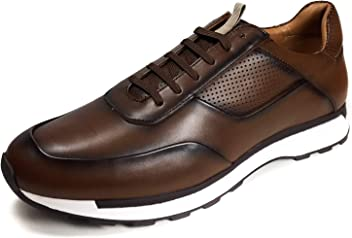 1d42d2a94 Zara Men Brown Retro Sneakers 5213 302