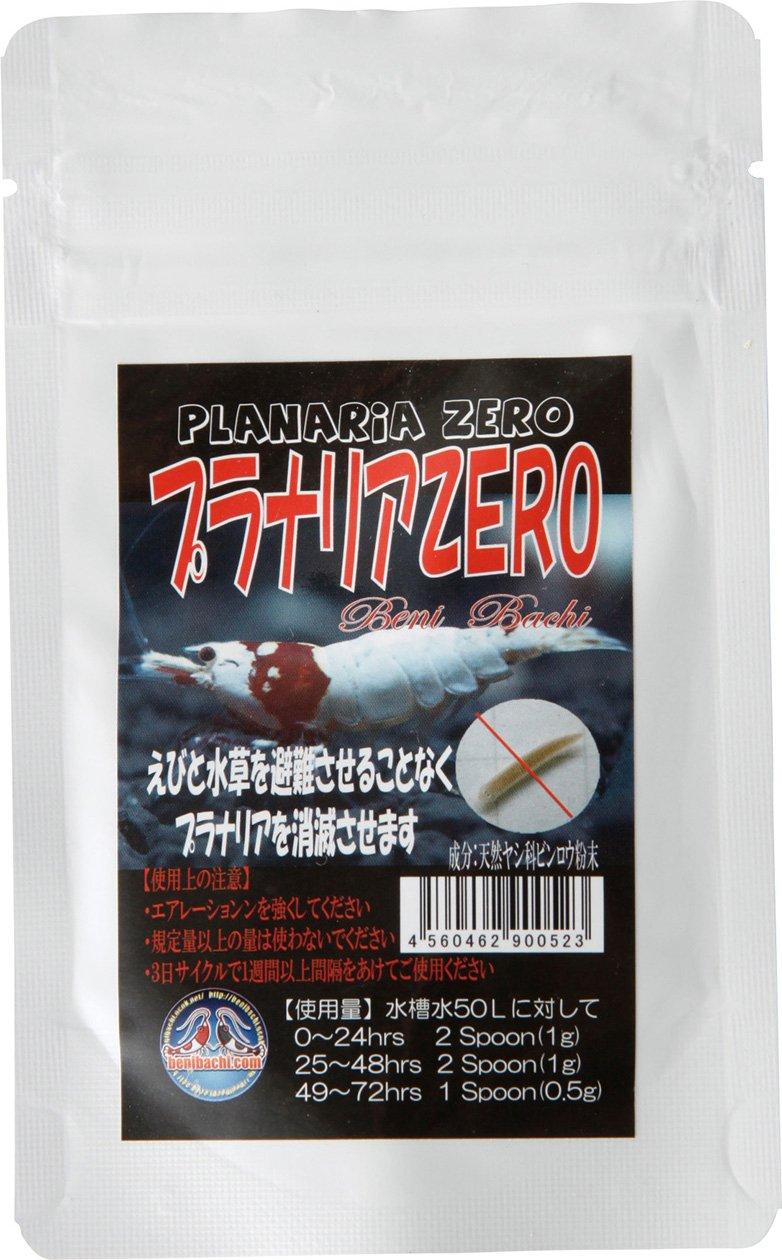 紅蜂シュリンプ プラナリアZERO 15g