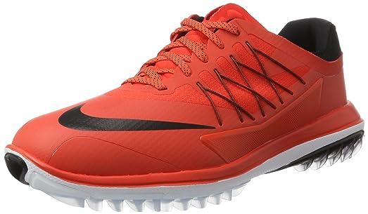 new styles cb55b c4243 ... Nike Mens Lunar Control Vapor Golf Shoes, Max OrangeBlackWhite, ...