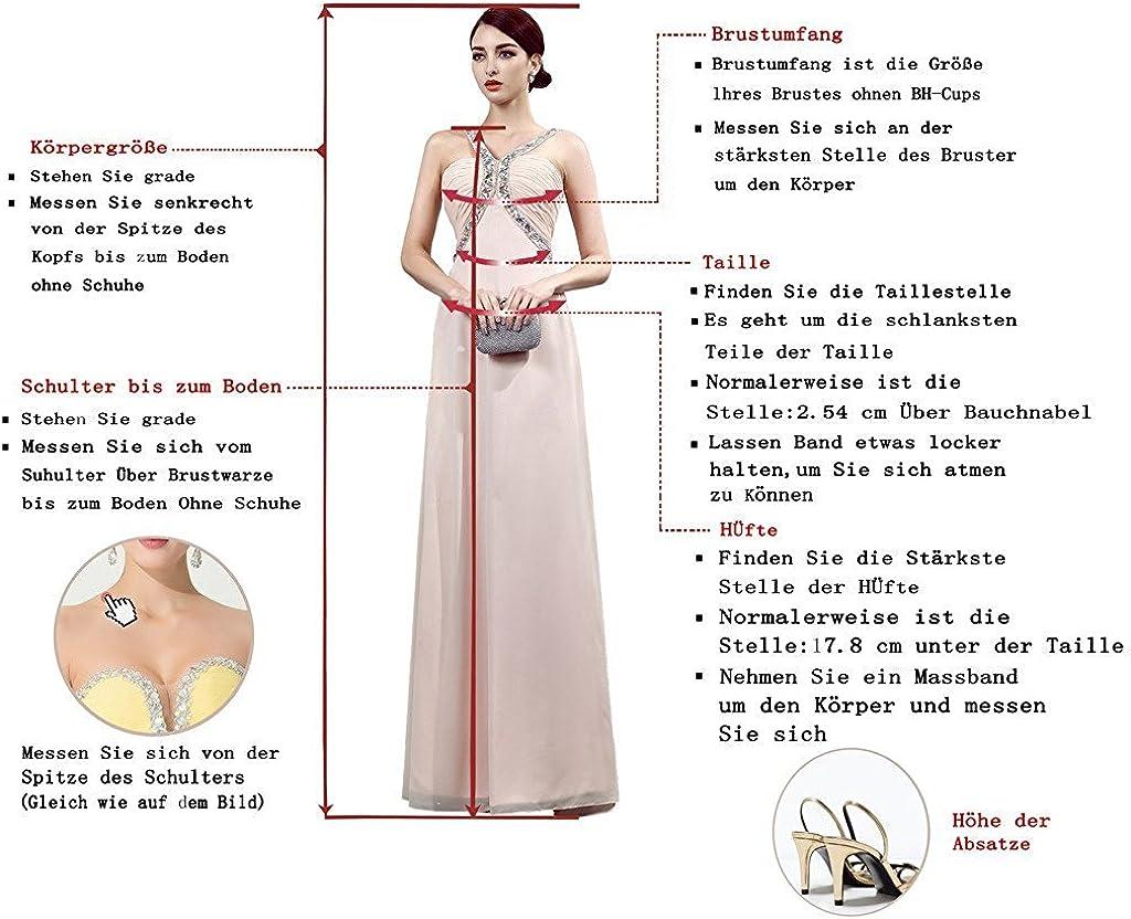 Aiyana A-Linie Chiffon Langes Rueckenfrei Kleid Rueckenfrei Schnuerung Abendkleid Spitze Brautkleid