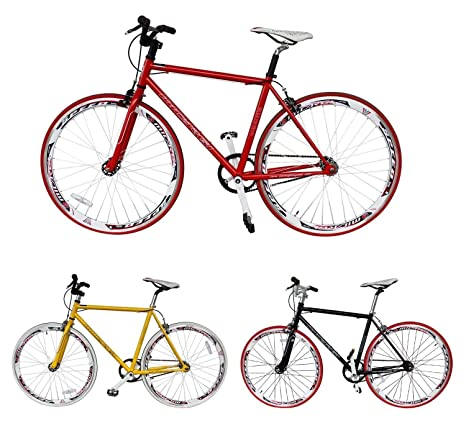 Micargi Bicicletta Da Corsa Singlespeed 626 Da 28 A Scatto Fisso