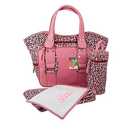 Yippydada Rosa Amazon Cambiador Pink es Bolso Color Bebé Pipple CnqCr7P