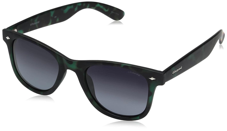 Polaroid PLD 6009/N M WJ SED Gafas de sol, Verde (Havana Green/Grey Sf Pz), 50 Unisex Adulto