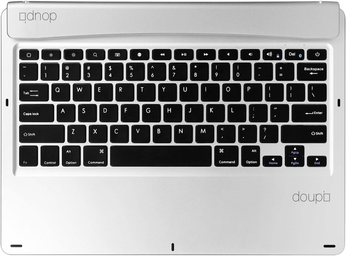 Doupi Wireless Smart Keyboard For Ipad Pro 12 9 Inch Elektronik