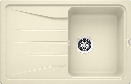 Franke 114.0496.092/granito fregadero de cocina con un solo Bowl Nutty
