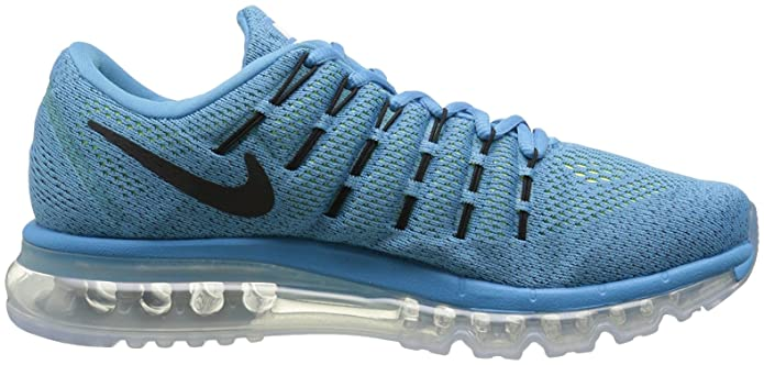 super cute d1193 081a0 Nike Men s Air Max 2016, DEEP Royal Blue Black-Racer Blue-Photo Blue, 6. 5  M US  Buy Online at Low Prices in India - Amazon.in