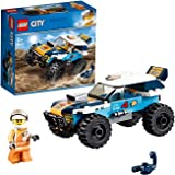 LEGO City Great Vehicles Desert Rally Racer Toy Car, Multi-Colour