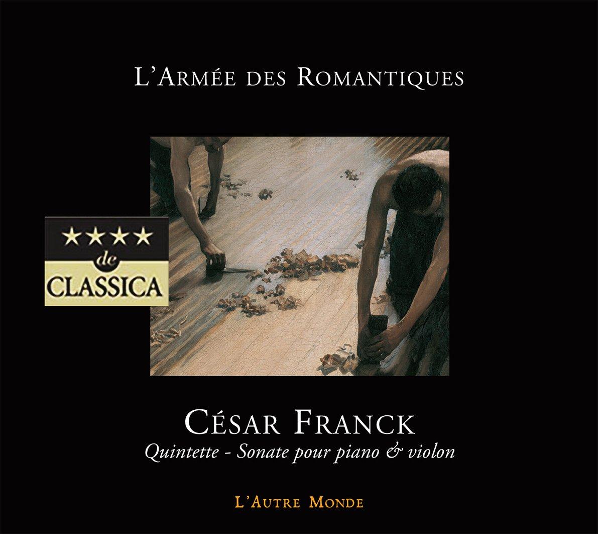 Franck - Musique de chambre (hors Sonate pour violon) 71VEJnDH04L._SL1191_