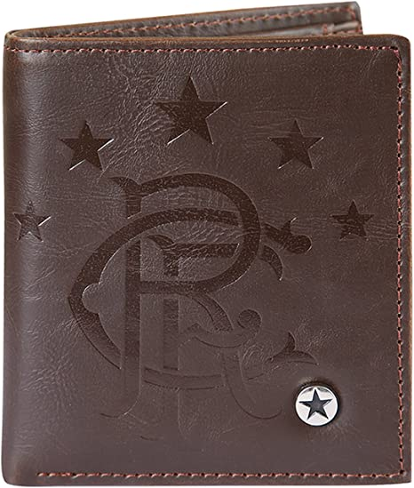 Embroidered Wallet Rangers  F.C
